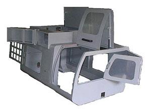 自动化设备钣金加工